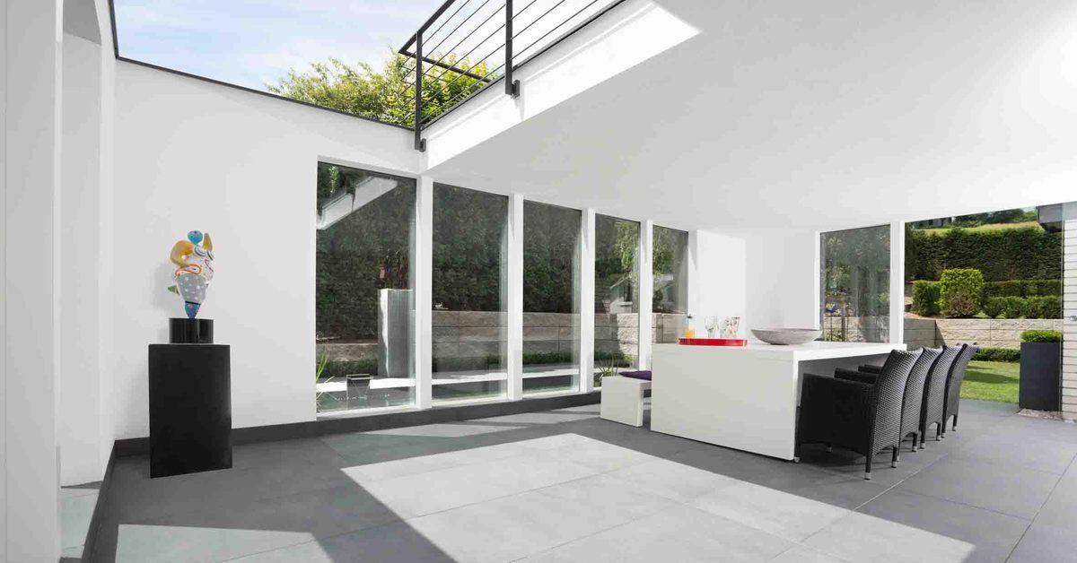 Xenox® Terrassenplatten | KANN Baustoffwerke