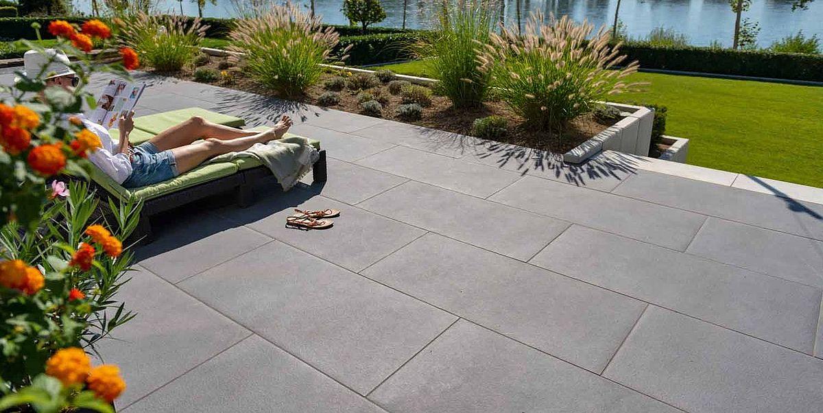 Xenox Terrassenplatten Kann Baustoffwerke
